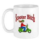 Scooter Bitch Mug