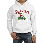Scooter Bitch Hooded Sweatshirt