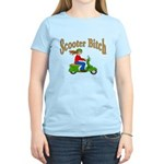 Scooter Bitch Women's Light T-Shirt