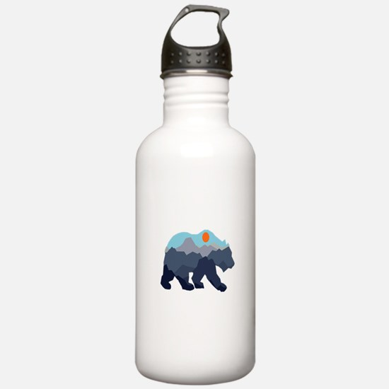 MOUNTAINS Water Bottle