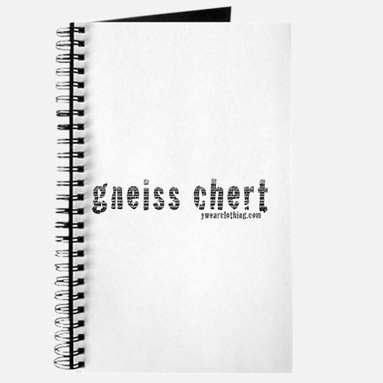 Gneiss Chert Journal