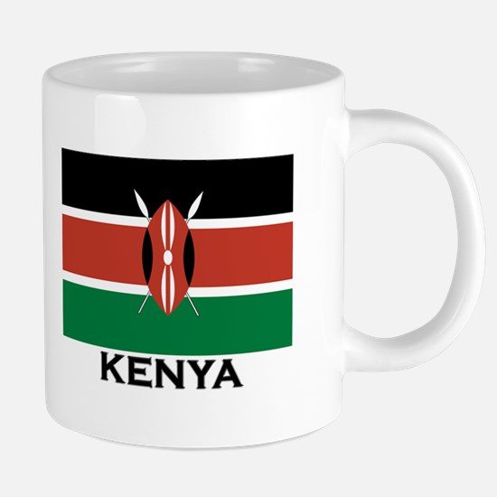 Flag of Kenya Mugs