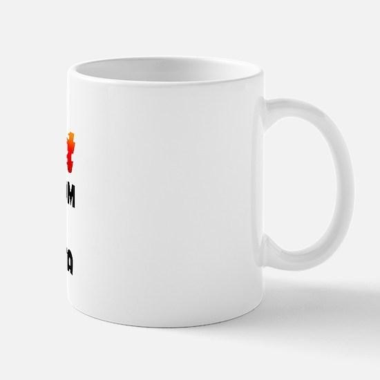 Hot Girls: Solen, ND Mug