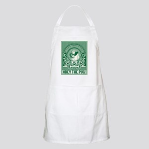 Obey The Pug Light Apron
