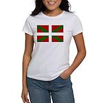 Basque Flag Women's T-Shirt