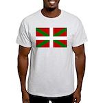 Basque Flag Light T-Shirt