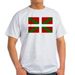 Basque Flag Light T-Shirt
