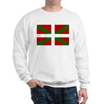Basque Flag Sweatshirt
