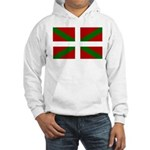 Basque Flag Hooded Sweatshirt