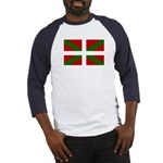 Basque Flag Baseball Jersey