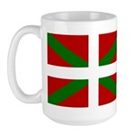 Basque Flag Large Mug