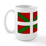 Basque Flag Large Mug