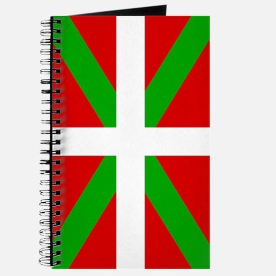 Basque Flag Journal