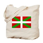 Basque Flag Tote Bag