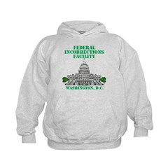 Incorrections Facility Hoodie