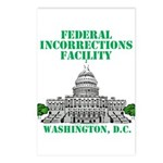 Incorrections Facility Postcards (Package of 8)