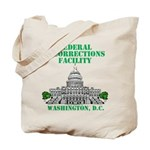 Incorrections Facility Tote Bag