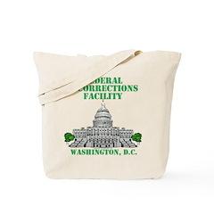 Incorrections Facility Tote Bag