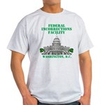 Incorrections Facility Light T-Shirt