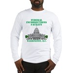 Incorrections Facility Long Sleeve T-Shirt