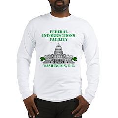 Incorrections Facility Long Sleeve T-Shirt