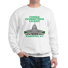 Incorrections Facility Sweatshirt