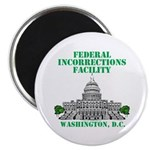 Incorrections Facility Magnet