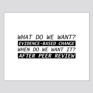 After Peer Review Small Poster
