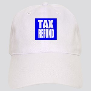 Tax Refund Baseball Cap