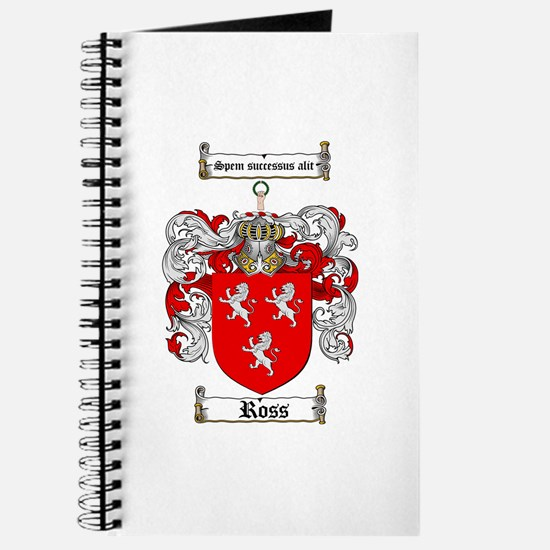 Ross Coat of Arms Journal