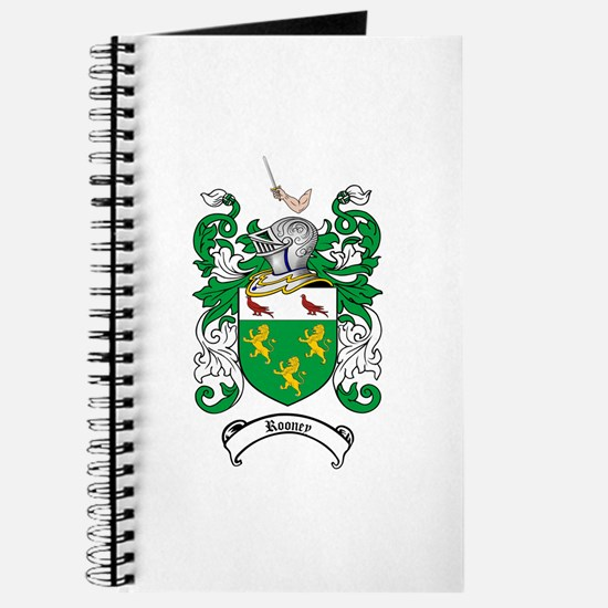Rooney Coat of Arms Journal