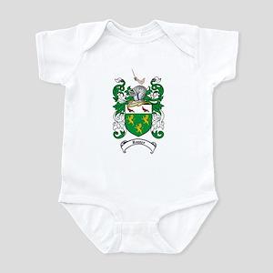 Rooney Coat of Arms Infant Bodysuit