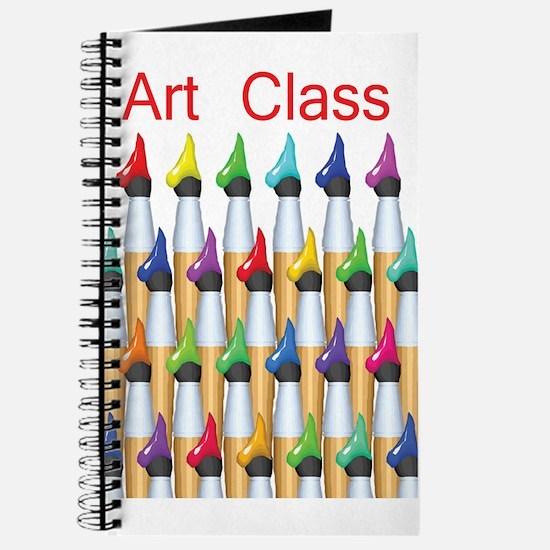 Art Class Journal