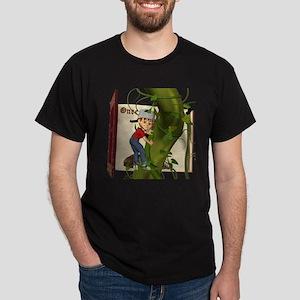 Jack 'N the Beanstalk Dark T-Shirt