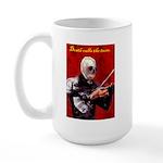 Death's Violinist Large Mug