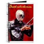 Death's Violinist Journal