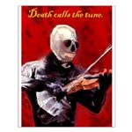 Death's Violinist Small Poster