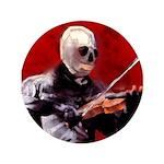 """Death's Violinist 3.5"""" Button"""