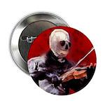"Death's Violinist 2.25"" Button (100 pack)"