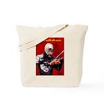 Death's Violinist Tote Bag