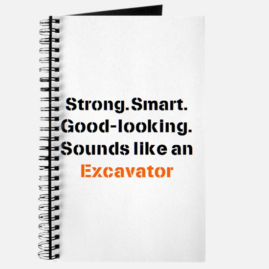 excavator sound Journal