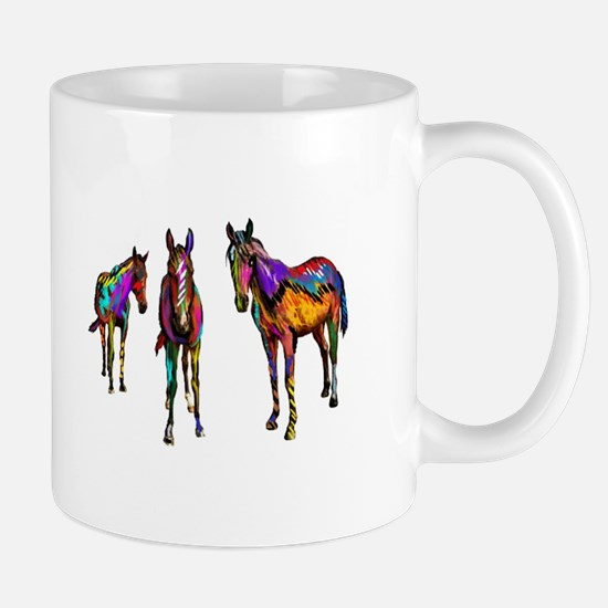 THREE Mugs