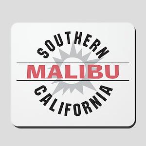 Malibu California Mousepad