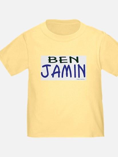 Benjamin T