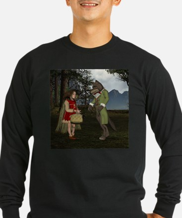 Little Red Riding Hood (Forest) T