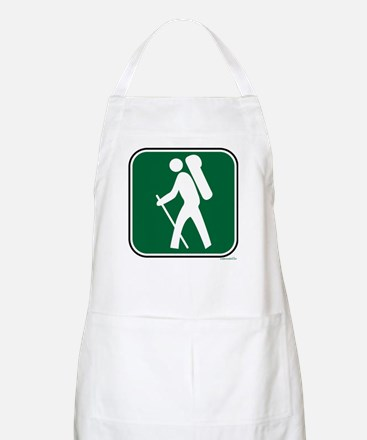"""Pacific Crest Trail Hiker"" BBQ Apron"