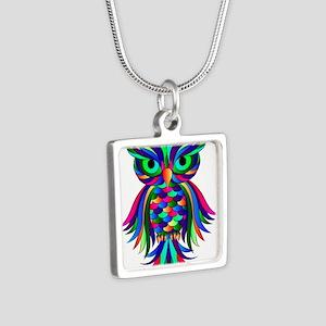 Owl Design Necklaces
