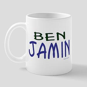 Benjamin Mug