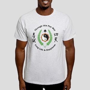 Kajukenbo Crest Light T-Shirt