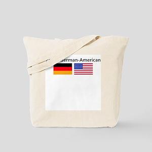 Proud German-American Tote Bag